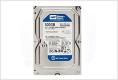 WD 500G